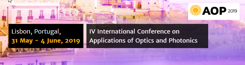 IV International Conference on Applications of Optics and Photonics